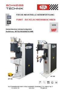 Deckblatt Serie MF