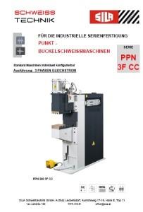 Deckblatt Serie PPN 3F CC