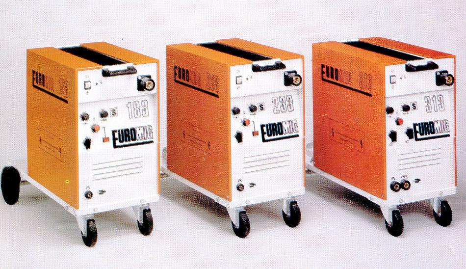 MIG-MAG Elektroden EUROMIG